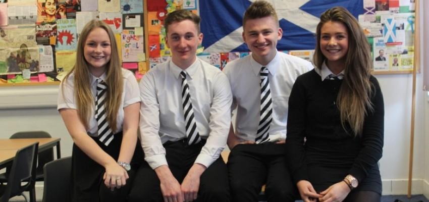 Escola Escòcia Alumnes